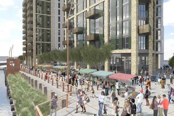 Essential Living's family-focused Greenwich scheme wins prestigious housing design award