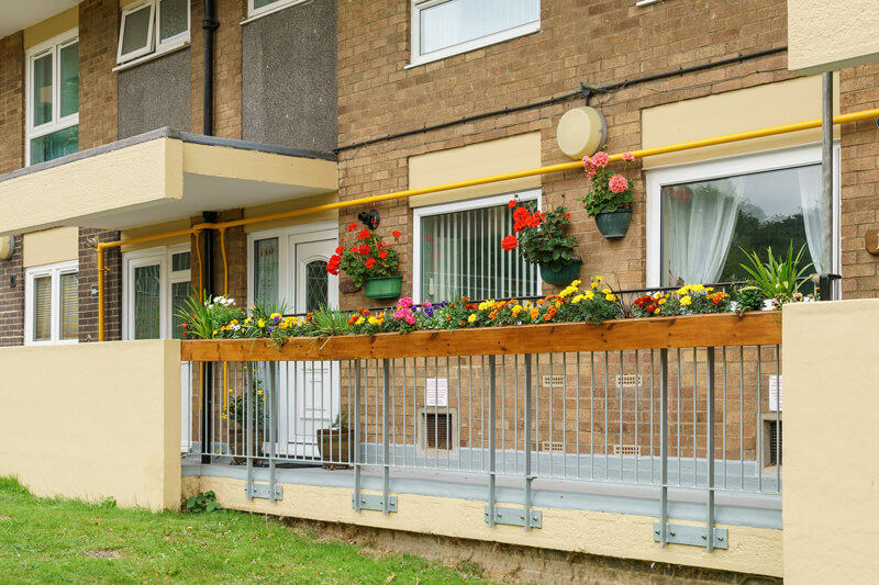 Sika reinforces failing residential buildings with quality concrete repair system
