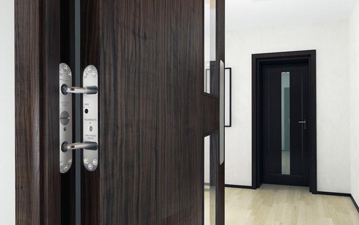Door closer meets social housing needs