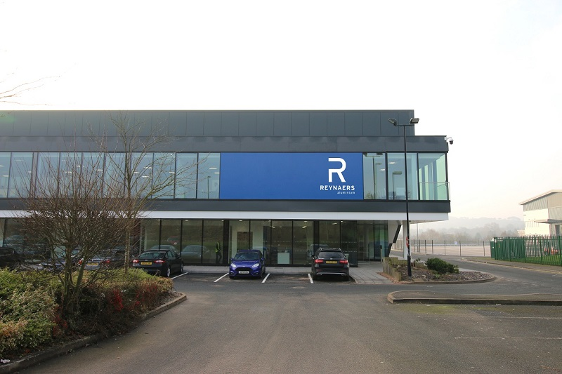 New offices showcase top-of-the-range systems
