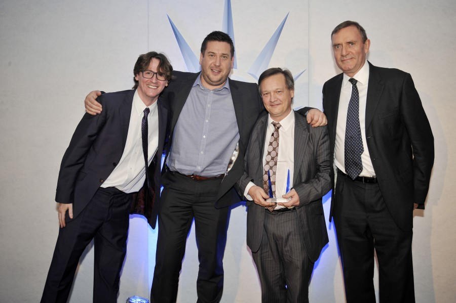 Hybrid VRF named Air Conditioning Product of the Year