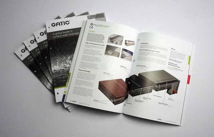 Gatic's NEW comprehensive Product Guide for Surface Water Drainage