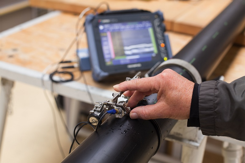 Inspection technology boost for George Fischer joint performance