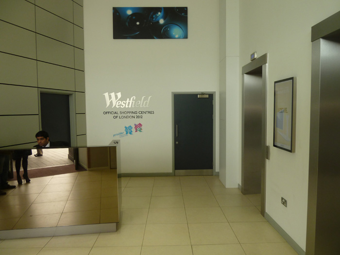 Westfield Reception