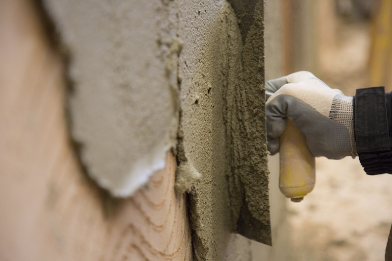 Plaster re-think could ease maintenance burden