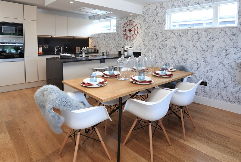 Atkinson & Kirby adds character to luxury development