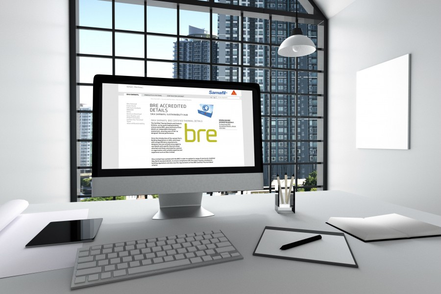 Sika Sarnafil Launches Bre Certified Thermal Details