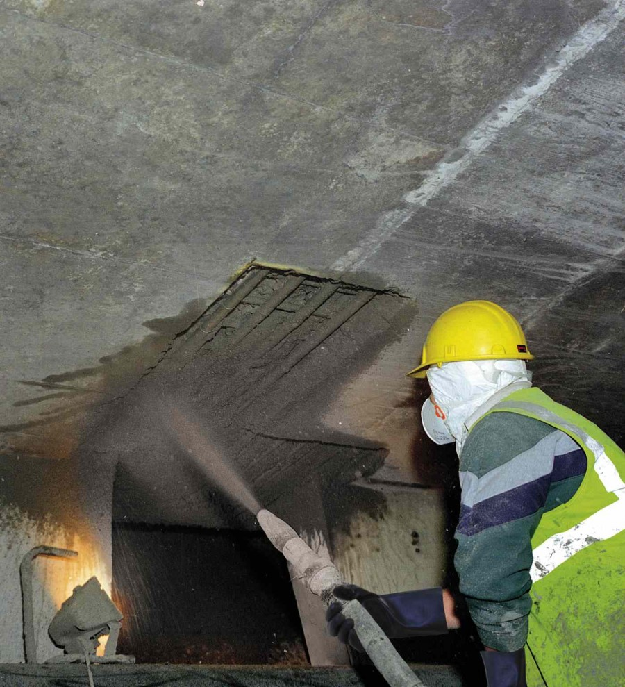 New additions to sika repair mortar range offer speedier, simpler solutions to large-scale building refurb