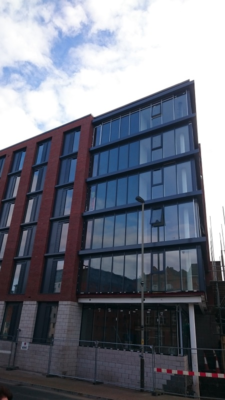 SCS completes work on student accommodation