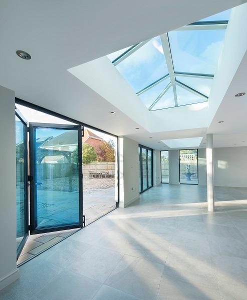 Nordic Aluminium adds Stratus roof lantern to portfolio