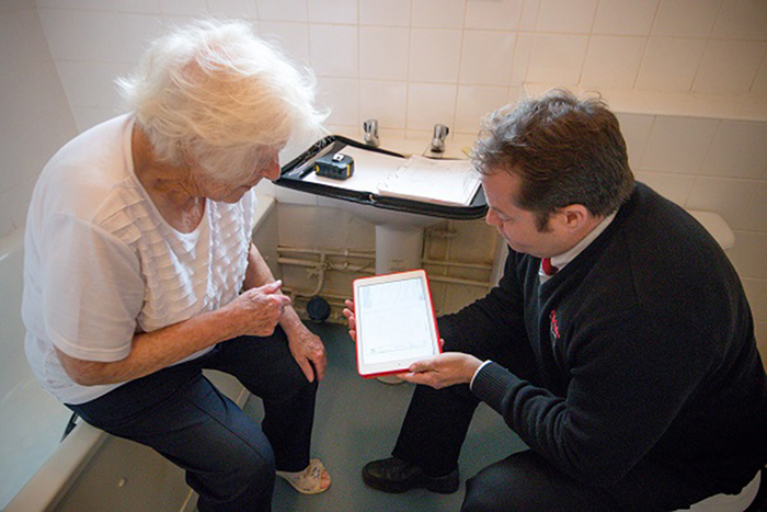 AKW's free kitchen surveying service helps housing associations tackle accessibility challenge