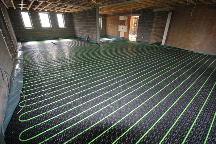 OMNIE for Sutton Coldfield House UFH