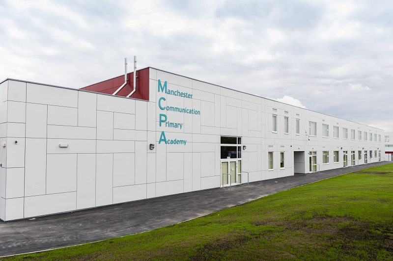 VIVIX panels specified for academy