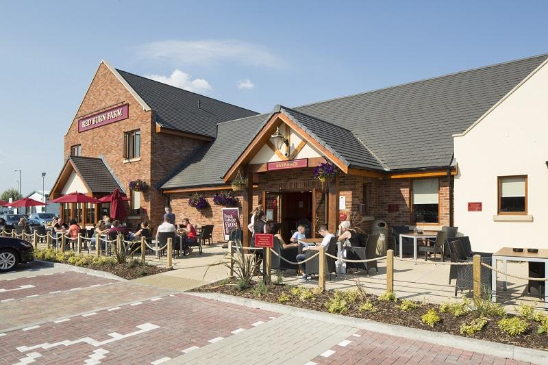 Tobermore assist Ogilvie at new Farmhouse Inn branch in Hamilton