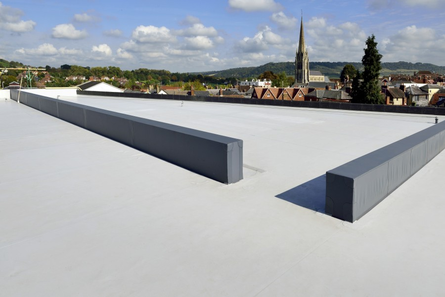 Sika-Trocal membrane offers eye-catching solution to a range of complex roof installations