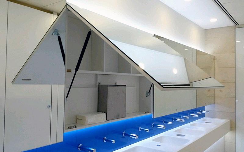 Washroom Washroom secures trio of big contracts