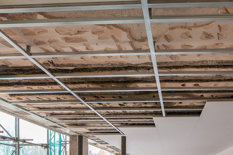 Knauf extends ceiling offering to customers